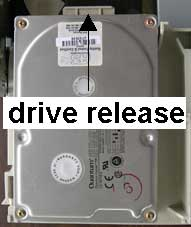 drive release